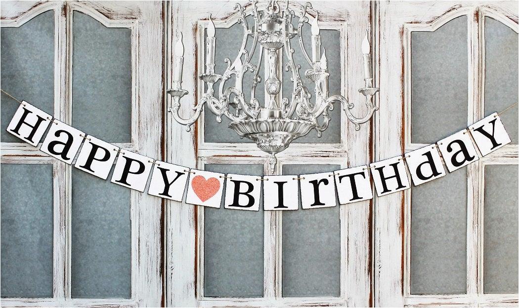 happy birthday banners birthday signs