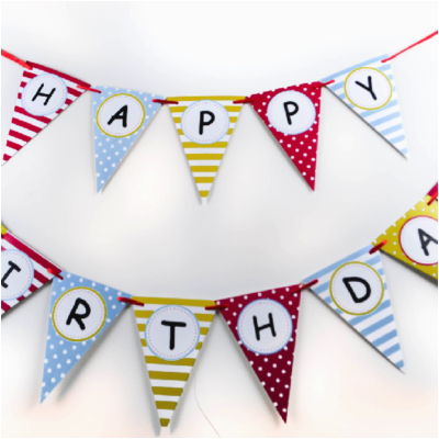 Happy Birthday Banner Target Australia Birthday Banner Little Parties Fastest Growing Party