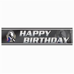 collingwood happy birthday banner 2015 ea
