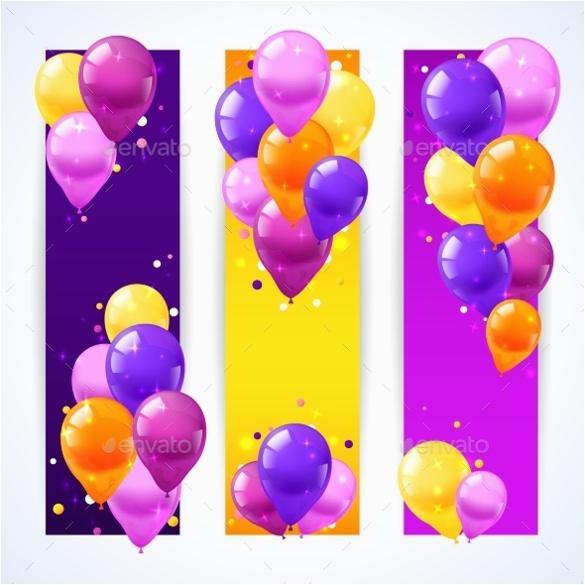 sample birthday banner