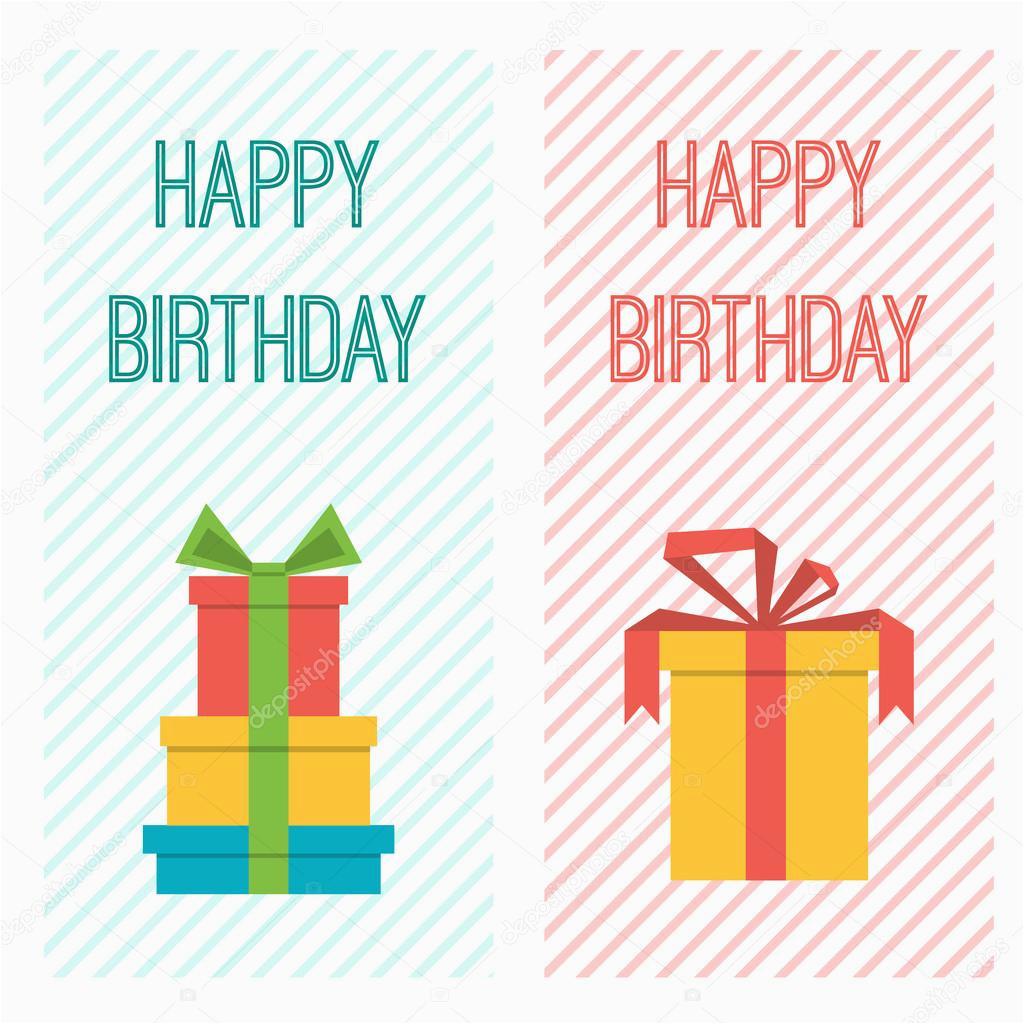 Happy Birthday Banner Vertical Flyers Vertical Banners Birthday Birthday Party Stock