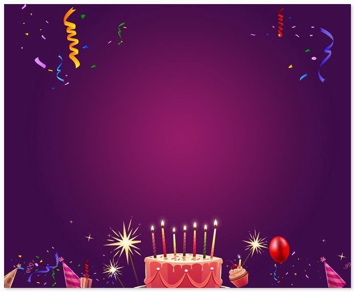best birthday backgrounds