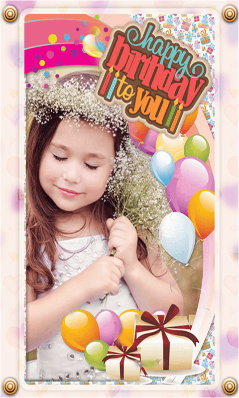 Happy Birthday Banner with Name and Photo Edit Free Happy Birthday Photo Editor App 1 Apk Download for