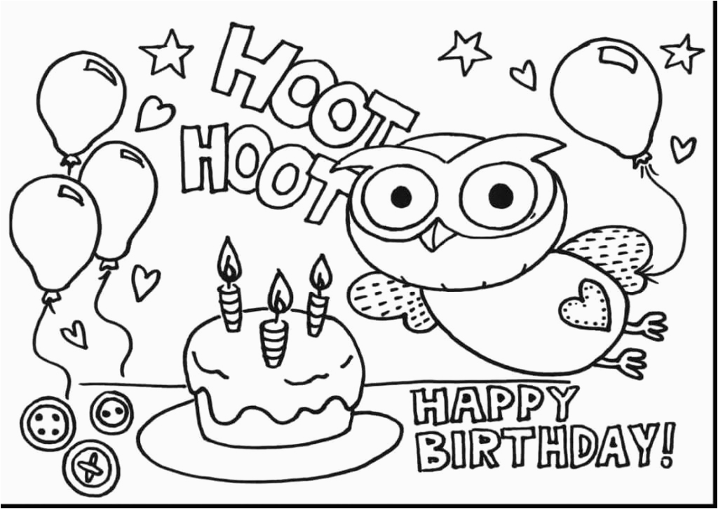happy birthday coloring banner lovely 25 free printable happy birthday coloring pages