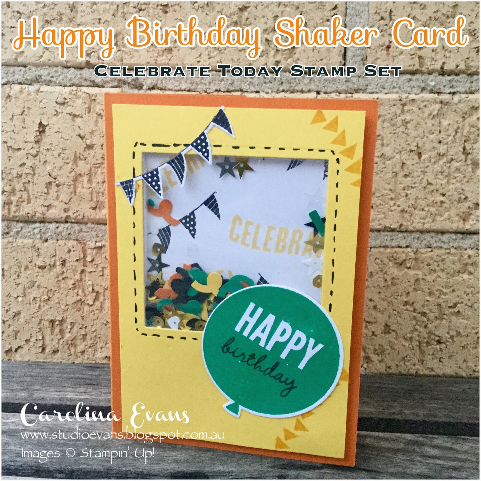 lets shake happy birthday card