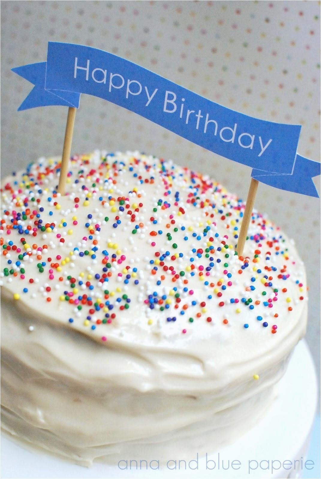 free printable happy birthday ribbons