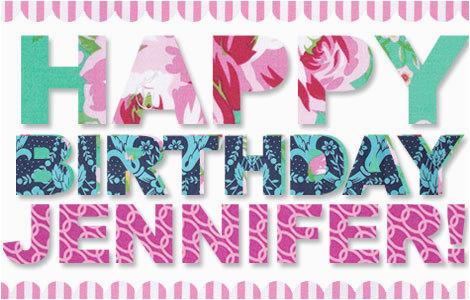 18947523 october 5 happy birthday jennifer