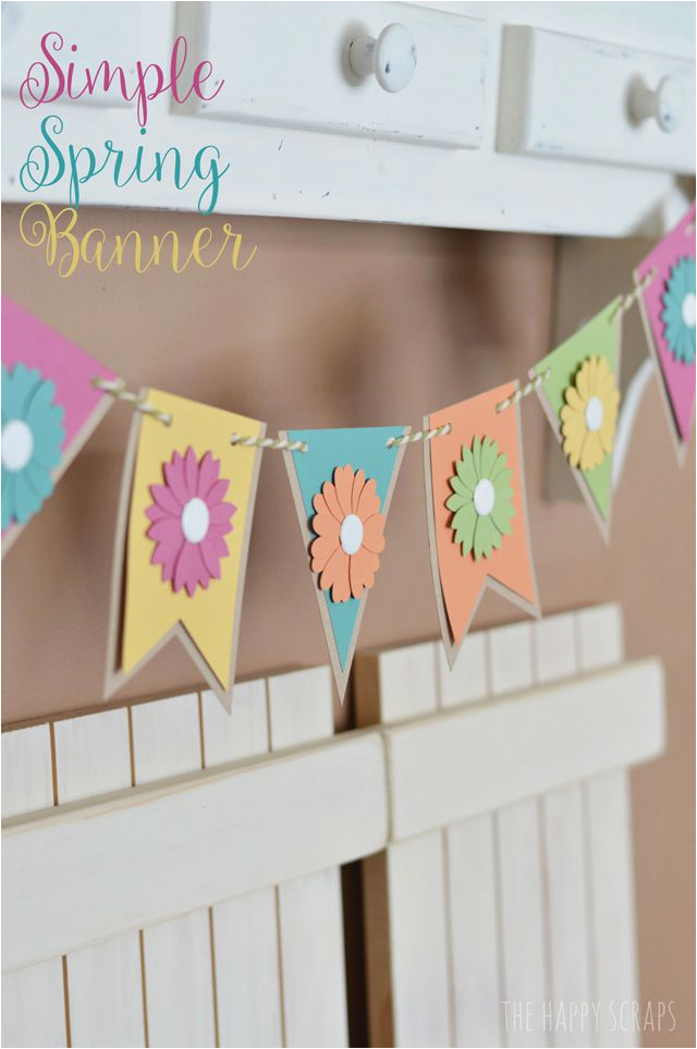How to Make A Happy Birthday Banner Out Of Construction Paper 15 Fun Paper Garlands You Can Diy