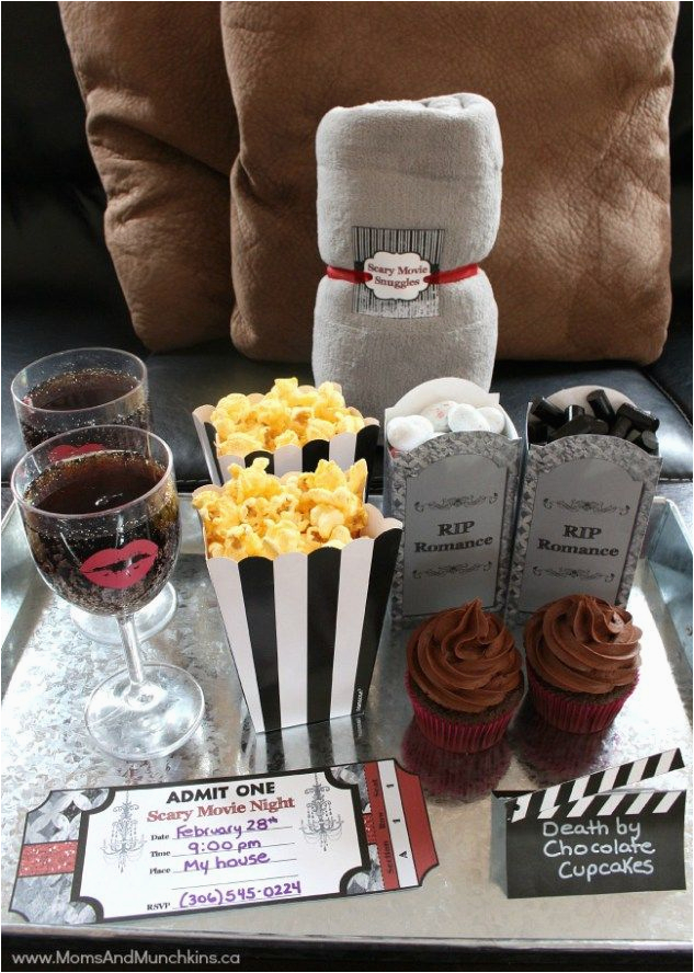 Intimate Birthday Party Ideas for Him 12 Cute Valentines Day Gifts for Him Food Valentines