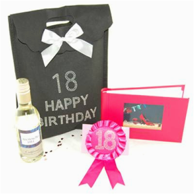 Luxury 18th Birthday Gifts for Him 18th Birthday Bag Funky Hampers
