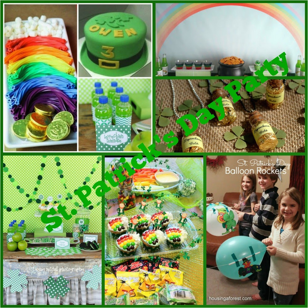 6 march kids birthday party ideas