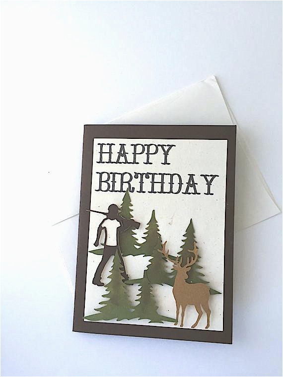 Outdoorsman Birthday Gifts Outdoorsman Hunter Gift Deer Hunter by Alltogetherwithlove