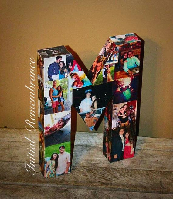 3d picture frame photo letter collage