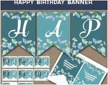 80th party banner