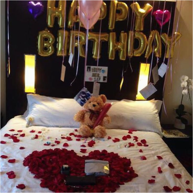 Romantic Birthday Gifts for Husband Birthday Goals From Bae 40th Bday Birthday Goals