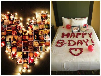 Romantic Ideas for Birthday Gifts for Him Perfect Birthday Surprise Gifts for Your Husband