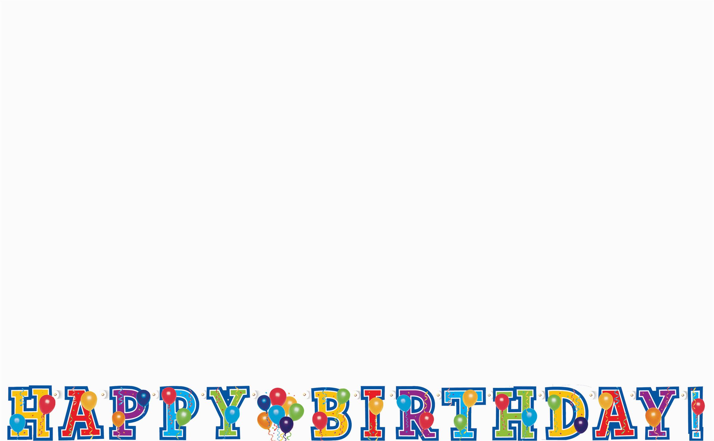 happy birthday banner 1895
