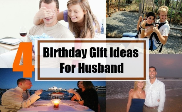 4 unique birthday gift ideas for husband