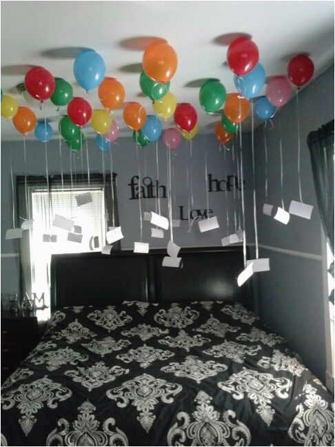 Surprise Birthday Gifts for Husband My Version Of 30 Things I Love About You for My Husbands