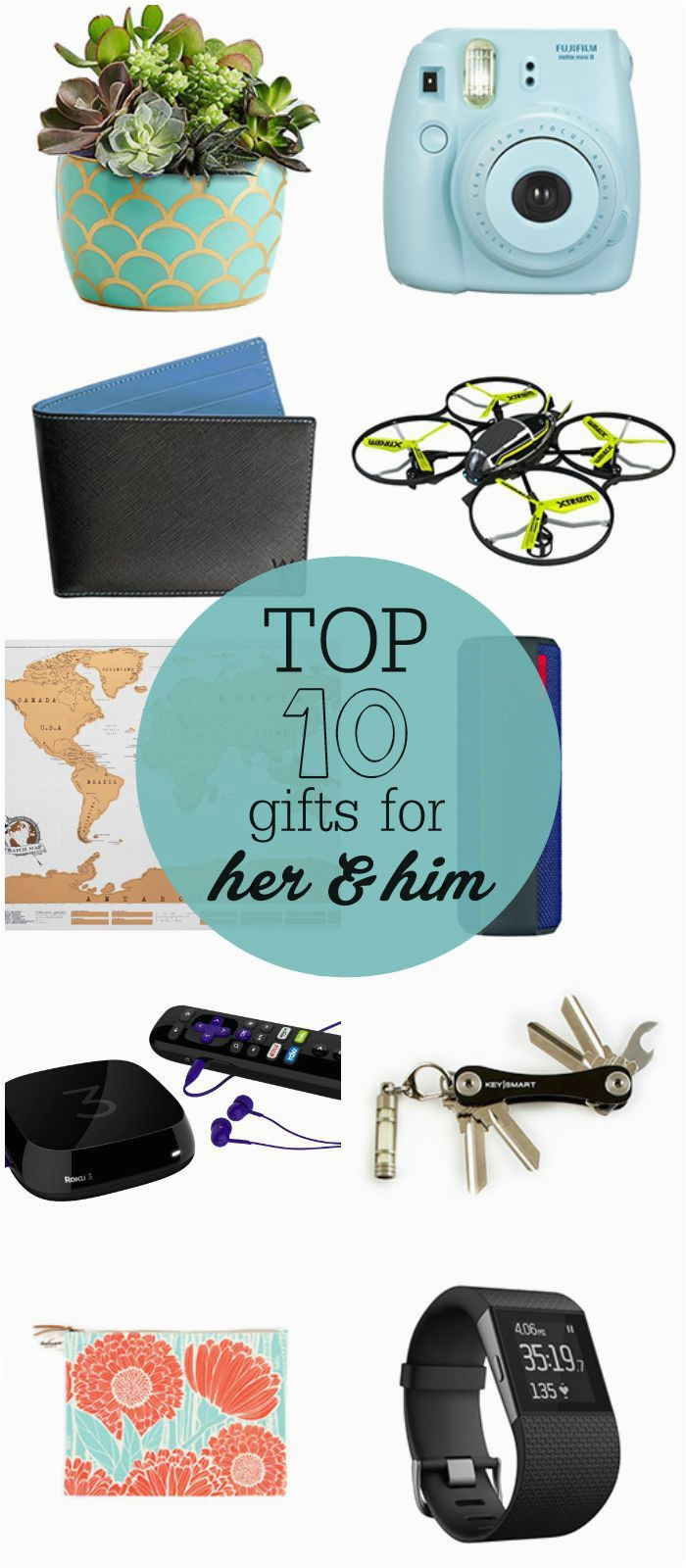 Top 10 Birthday Gifts for Boyfriend top 10 Gifts for Her and Him