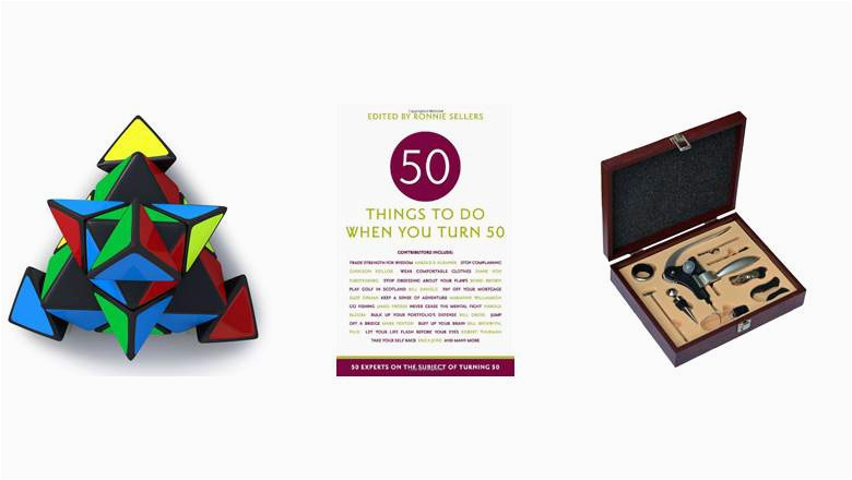 top best 50th birthday presents gifts gift ideas for her him men mom dad
