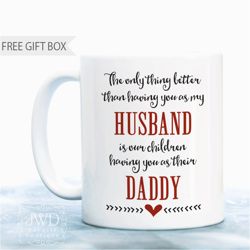 personalized gift for husband best dad