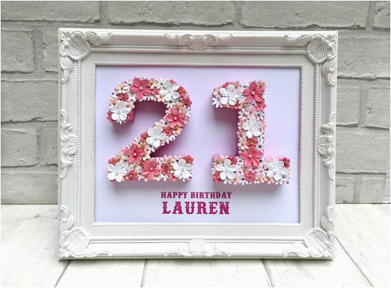 unique 21st birthday gift 21st birthday