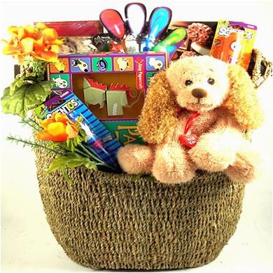 kids gift basket children