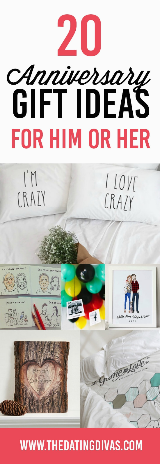Unique Ideas for Birthday Gifts for Him Anniversary Gift Ideas