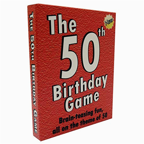 Unusual 50th Birthday Gifts for Him Uk Gift Ideas for 50th Birthday Amazon Co Uk