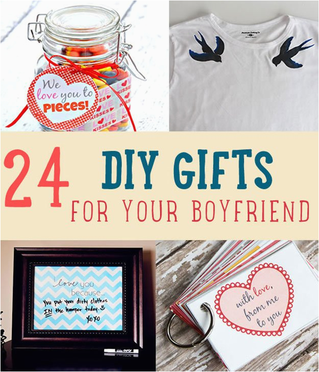 24 diy gifts for your boyfriend christmas gifts for boyfriend