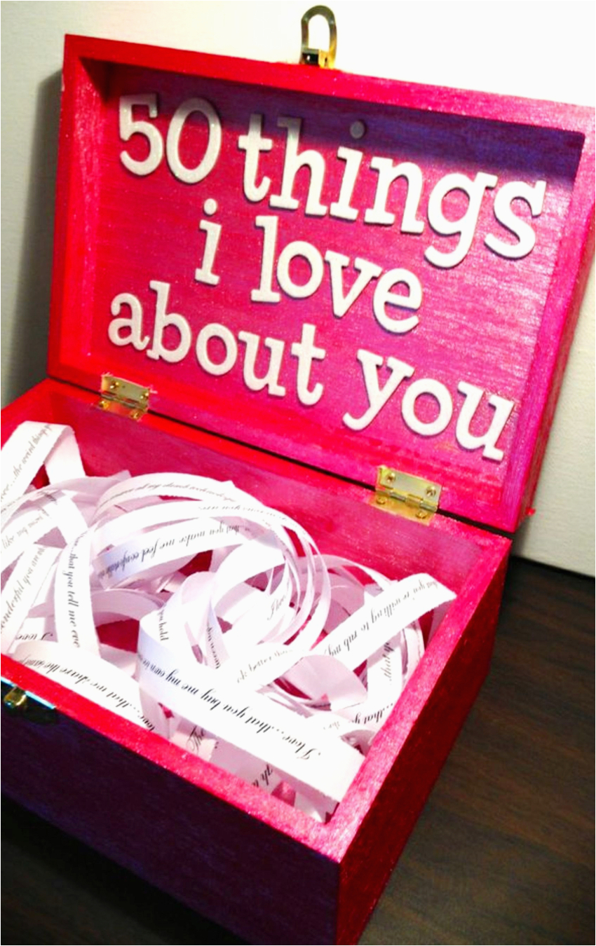 homemade valentine gift ideas for him diy gifts he will love