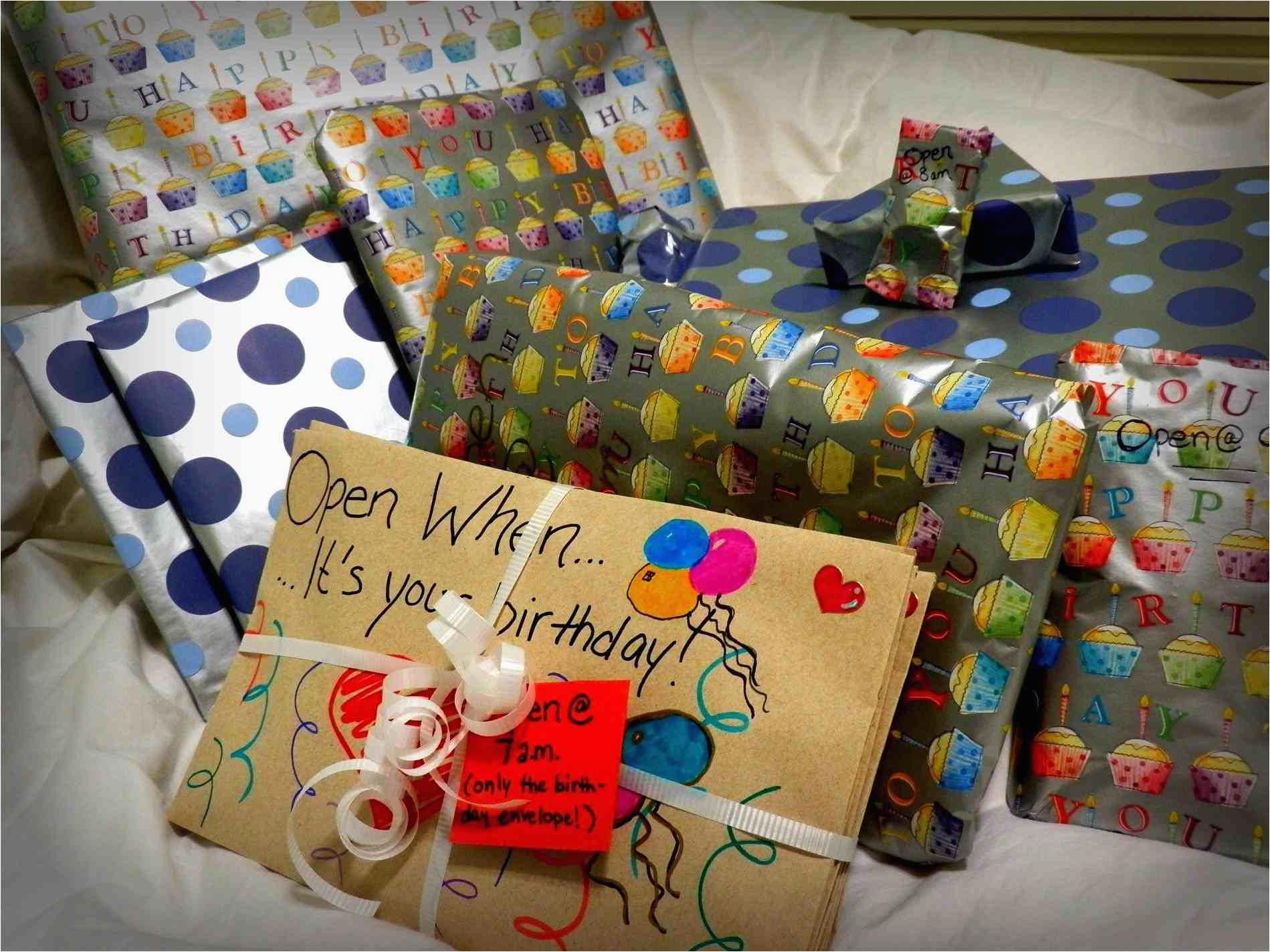 birthday gift ideas for boyfriend 23