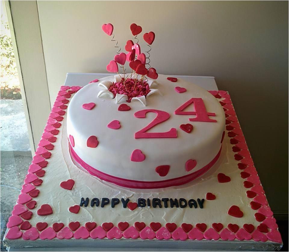 24th Birthday Party Ideas for Him صور تورتة 24 سنة ليدي بيرد