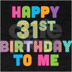 happy 31st birthday gifts