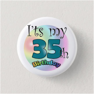 35th birthday gifts