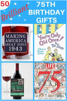 75th Birthday Gifts for Man 225 Best 75th Birthday Gift Ideas Images In 2019