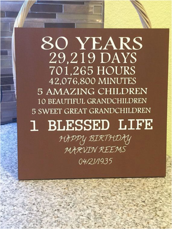 80th Birthday Gift Ideas for Him Uk the 25 Best 80th Birthday Gifts Ideas On Pinterest Diy
