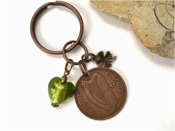 80th birthday gift 1937 irish penny