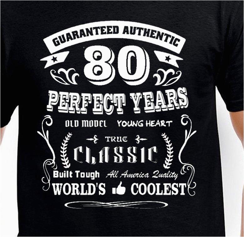 80th birthday gift for man grandpa