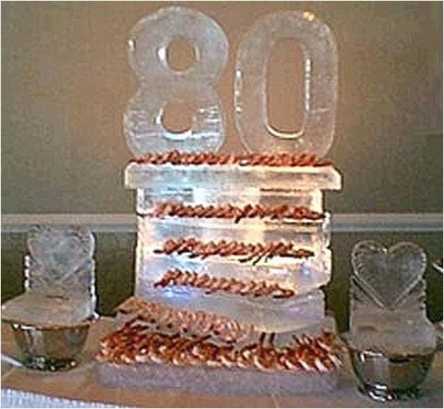 ideas for 80th birthday