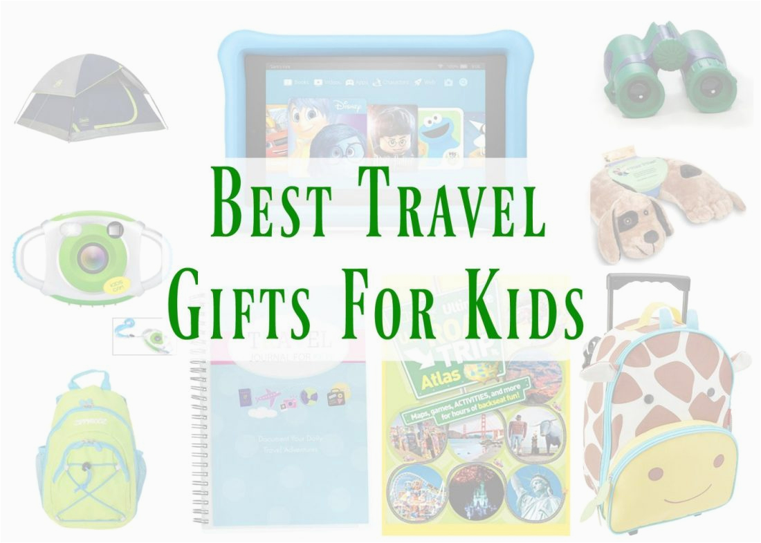 best travel gifts kids