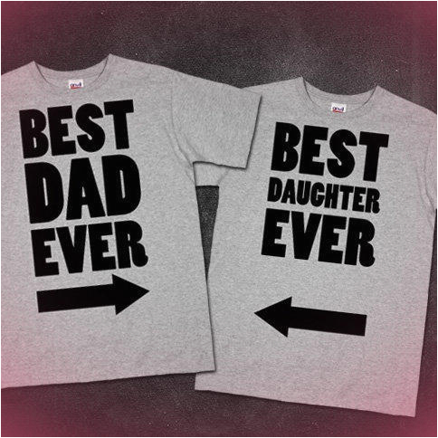 best dad ever best daughter ever fathers day gifts