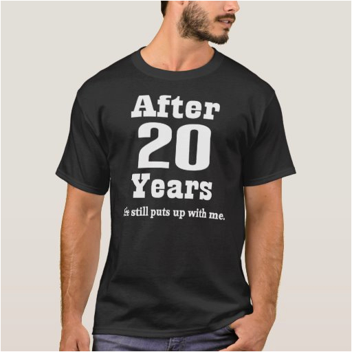 funny 25th anniversary gift for him tee 235373514683449163