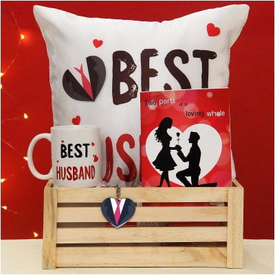 p exclusive romantic hamper for your husband 79315