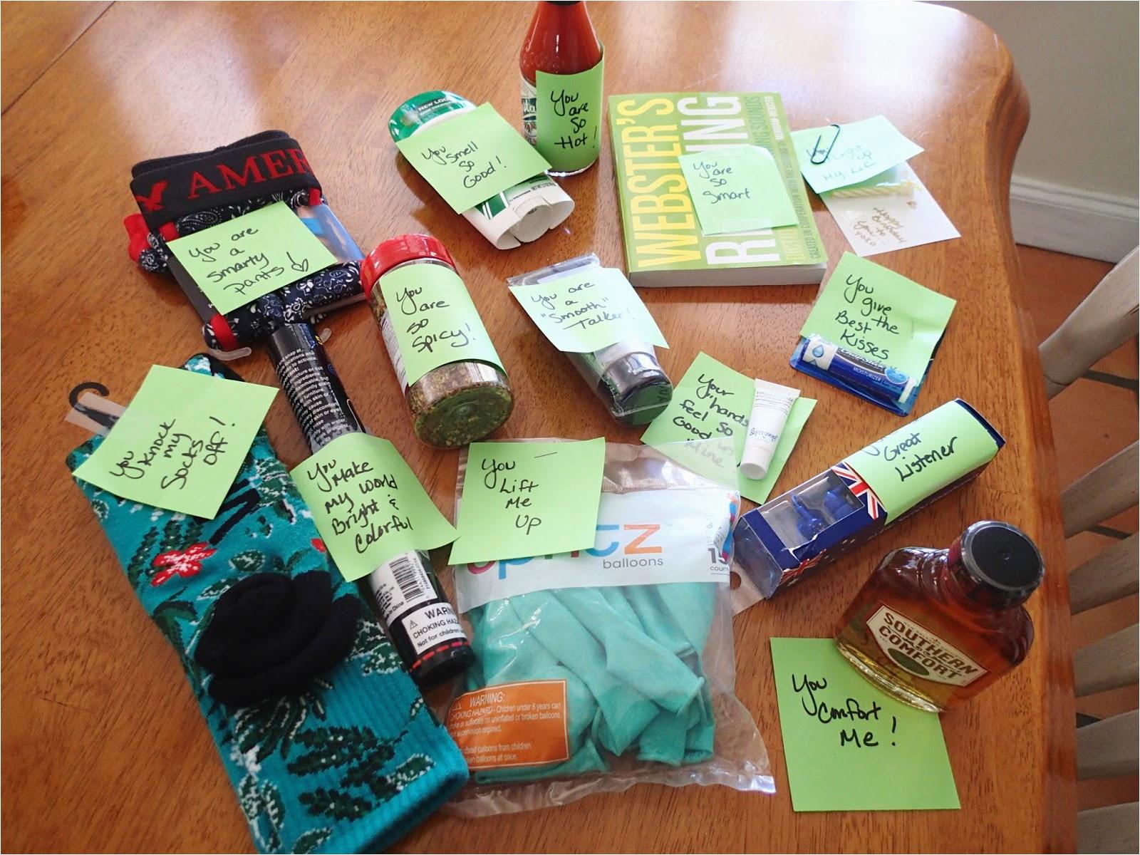 reasons why i love you gift box