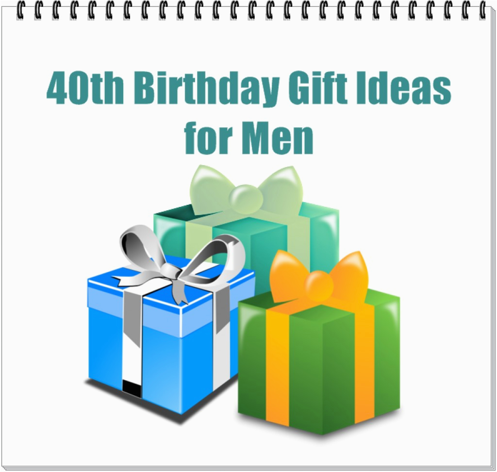 Birthday Gifts for 40th Male 40th Birthday Gifts for Men Under 100 Cool Gift Ideas