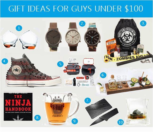 anniversary gift ideas that guys love