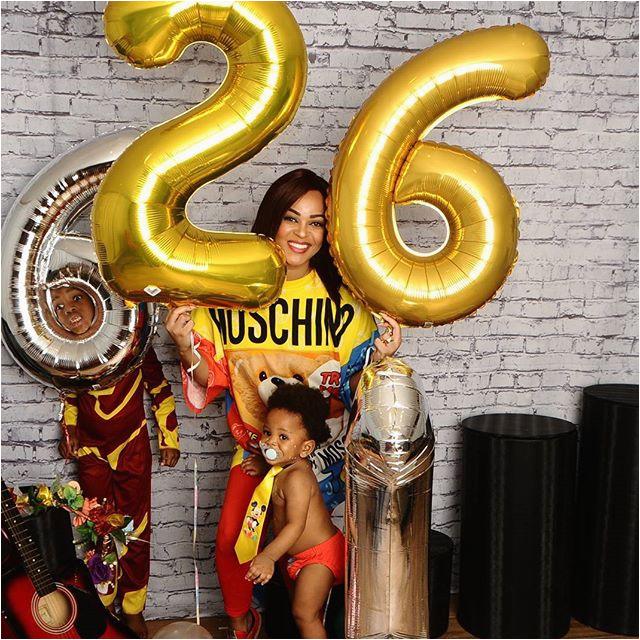 adaeze yobo turns 26
