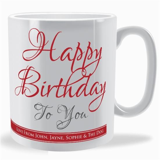 happy birthday mug 3619